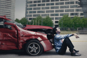 car-accident-into-building