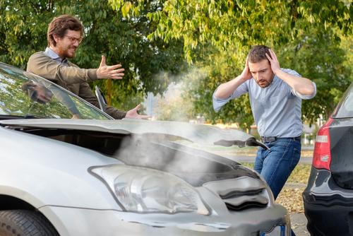 Uninsured Driver Car Accident Attorney NJ