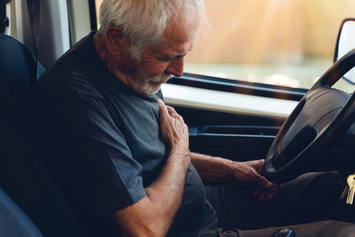 What to Do if a Medical Condition Causes a Car Accident